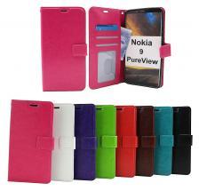 billigamobilskydd.seCrazy Horse Wallet Nokia 9 PureView