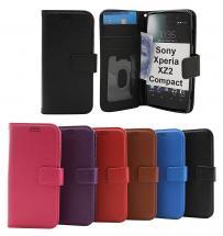 billigamobilskydd.seNew Standcase Wallet Sony Xperia XZ2 Compact (H8324)