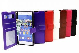 billigamobilskydd.seCrazy Horse wallet Sony Xperia Z3+ (E6553)