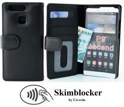 CoverInSkimblocker Plånboksfodral Huawei P9