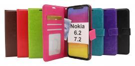 billigamobilskydd.seCrazy Horse Wallet Nokia 6.2 / 7.2