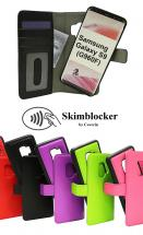 CoverInSkimblocker Magnet Fodral Samsung Galaxy S9 (G960F)