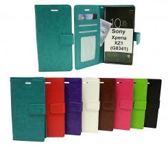 billigamobilskydd.seCrazy Horse Wallet Sony Xperia XZ1 (G8341)