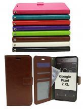 billigamobilskydd.seCrazy Horse Wallet Google Pixel 2 XL