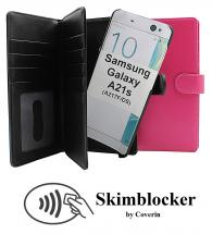 CoverInSkimblocker XL Magnet Fodral Samsung Galaxy A21s (A217F/DS)