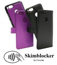 CoverInSkimblocker Magnet Fodral Samsung Galaxy S21 Ultra 5G (G998B)