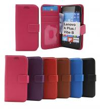 billigamobilskydd.seNew Standcase Wallet Lenovo A Plus (A1010a20)