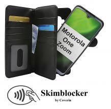 billigamobilskydd.seSkimblocker XL Magnet Wallet Motorola One Zoom