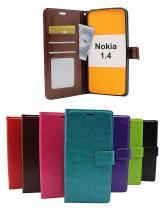 billigamobilskydd.seCrazy Horse Wallet Nokia 1.4