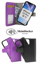 CoverInSkimblocker Magnet Fodral iPhone 12 Pro (6.1)