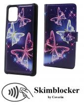 CoverInSkimblocker Magnet Designwallet Samsung Galaxy A71 (A715F/DS)