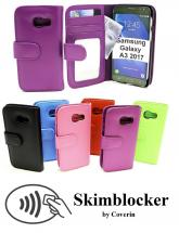 CoverInSkimblocker Plånboksfodral Samsung Galaxy A3 2017 (A320F)