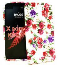billigamobilskydd.seDesignskal TPU LG X Screen (K500N)