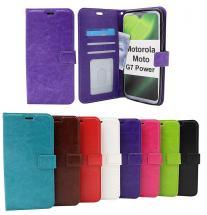 billigamobilskydd.seCrazy Horse Wallet Motorola Moto G7 Power