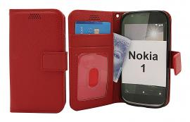 billigamobilskydd.seNew Standcase Wallet Nokia 1