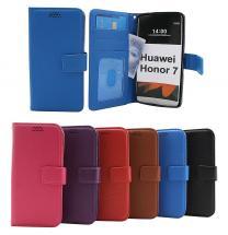 billigamobilskydd.seNew Standcase Wallet Huawei Honor 7 (PLK-L01 / PLK-AL10)