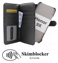 CoverInSkimblocker XL Magnet Fodral Honor 9X