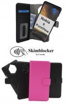 billigamobilskydd.seSkimblocker Magnet Wallet Nokia 9 PureView