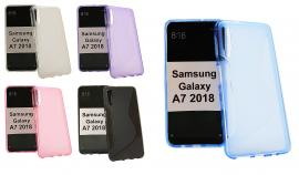 billigamobilskydd.seS-Line Skal Samsung Galaxy A7 2018 (A750FN/DS)