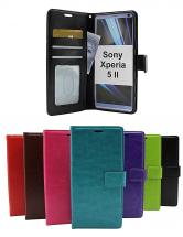 billigamobilskydd.seCrazy Horse Wallet Sony Xperia 5 II (XQ-AS52)