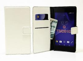 billigamobilskydd.seCrazy Horse wallet Sony Xperia T3 (D5103)
