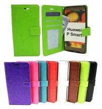 billigamobilskydd.seCrazy Horse Wallet Huawei P Smart