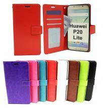 billigamobilskydd.seCrazy Horse Wallet Huawei P20 Lite
