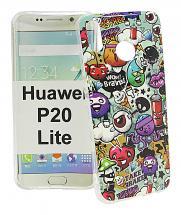 billigamobilskydd.seDesignskal TPU Huawei P20 Lite