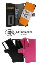 CoverInSkimblocker Magnet Fodral Sony Xperia 1 III (XQ-BC52)