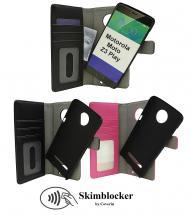 billigamobilskydd.seSkimblocker Magnet Wallet Motorola Moto Z3 Play