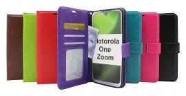 billigamobilskydd.seCrazy Horse Wallet Motorola One Zoom