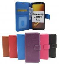 billigamobilskydd.seNew Standcase Wallet Samsung Galaxy S20 (G980F)