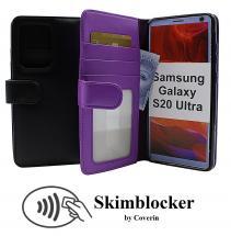 billigamobilskydd.seSkimblocker Plånboksfodral Samsung Galaxy S20 Ultra (G988B)