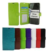 billigamobilskydd.seCrazy Horse Wallet Motorola One Vision