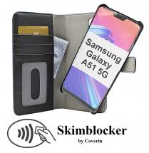 CoverInSkimblocker Magnet Fodral Samsung Galaxy A51 5G (A516B/DS)