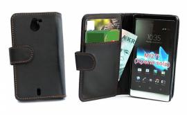 billigamobilskydd.sePlånboksfodral Sony Xperia Sola svart