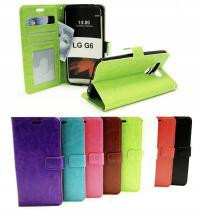 billigamobilskydd.seCrazy Horse Wallet LG G6 (H870)