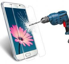 billigamobilskydd.seHärdat glas Samsung Galaxy S7 (G930F) Skärmskydd