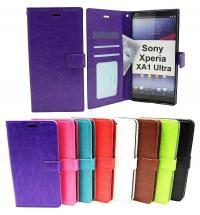 billigamobilskydd.seCrazy Horse Wallet Sony Xperia XA1 Ultra (G3221)