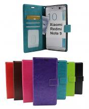 billigamobilskydd.seCrazy Horse Wallet Xiaomi Redmi Note 9