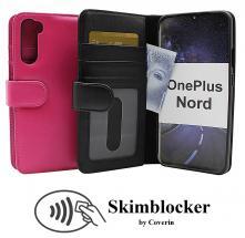 CoverInSkimblocker Plånboksfodral OnePlus Nord