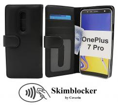 billigamobilskydd.seSkimblocker Plånboksfodral OnePlus 7 Pro