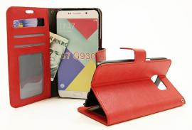 billigamobilskydd.seCrazy Horse Wallet Samsung Galaxy S7 (G930F)