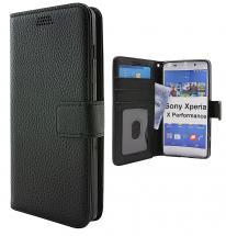 billigamobilskydd.seNew Standcase Wallet Sony Xperia X Performance (F8131)