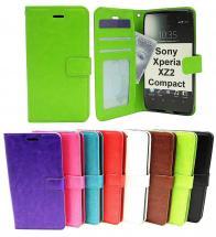 billigamobilskydd.seCrazy Horse Wallet Sony Xperia XZ2 Compact (H8324)