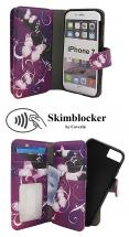 billigamobilskydd.seSkimblocker XL Magnet Designwallet iPhone 7
