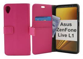 billigamobilskydd.seStandcase Wallet Asus ZenFone Live L1 (ZA550KL)