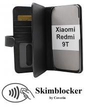 CoverInSkimblocker XL Wallet Xiaomi Redmi 9T