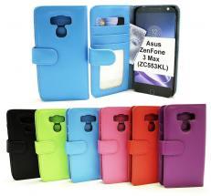 CoverInPlånboksfodral Asus ZenFone 3 Max (ZC553KL)
