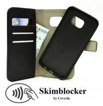 CoverInSkimblocker Magnet Fodral Samsung Galaxy S7 Edge (G935F)